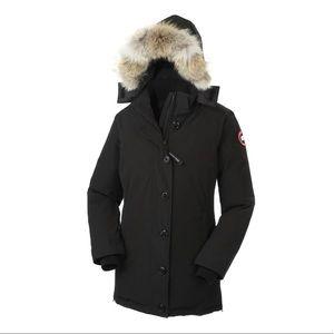 Canada Goose down parka jacket